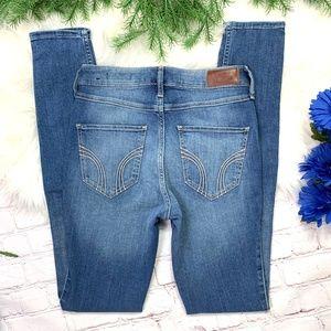 Hollister Jeans - 👖NWOTI•HOLLISTER•IHigh-Rise Super Skinny 24x30 👖